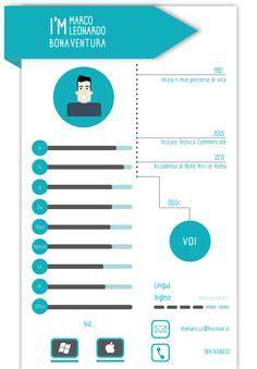 Creative professional resume headers